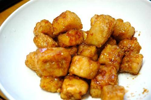General Tao's Tofu